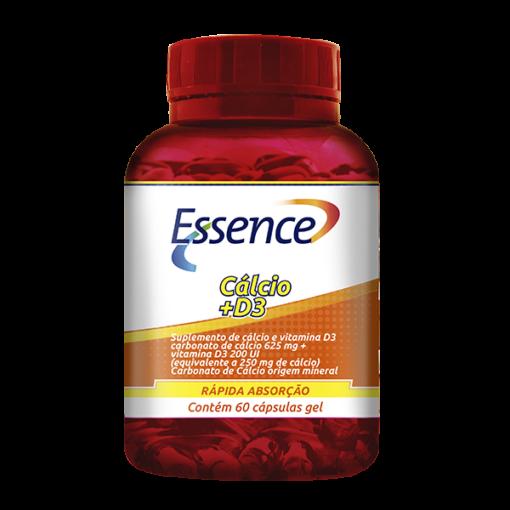 ESSENCE CÁLCIO + D3 3